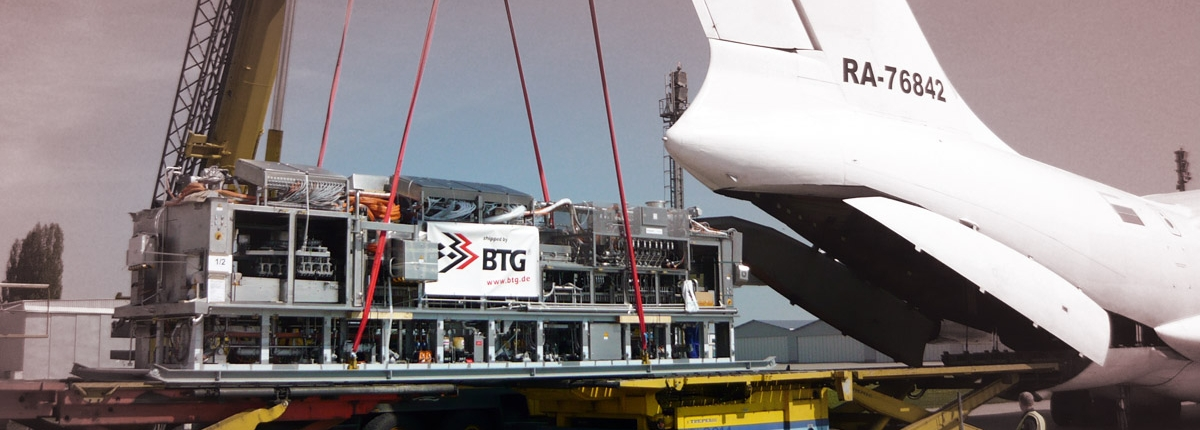 BTG Suisse CargoSolutions
